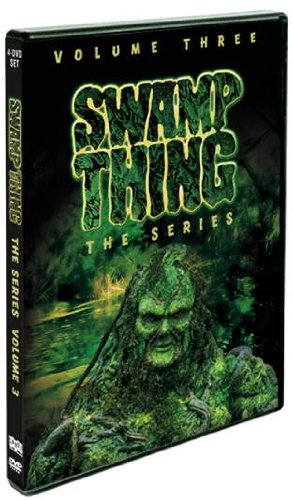9781603994859: Swamp Thing-The Series: Vol 3 [USA] [DVD]
