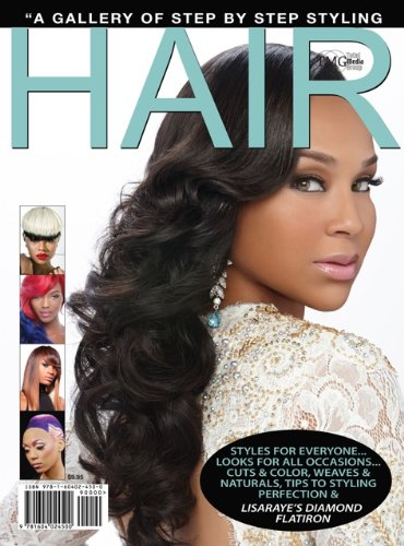 9781604024500: Gallery of Hair & Braids Step-by-Step Mag Vol 10