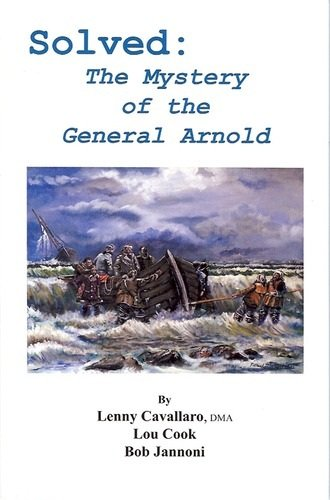 Solved : The Mystery of the General: Lenny Cavallaro; Lou