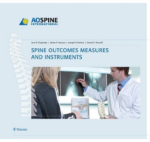 9781604060003: Spine Outcomes Measures and Instruments