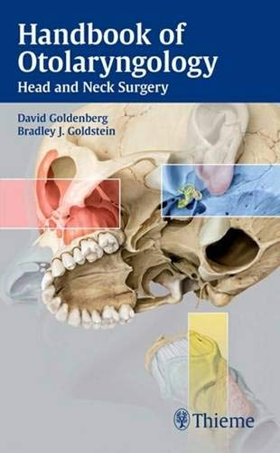 9781604060287: Handbook of Otolaryngology: Head and Neck Surgery