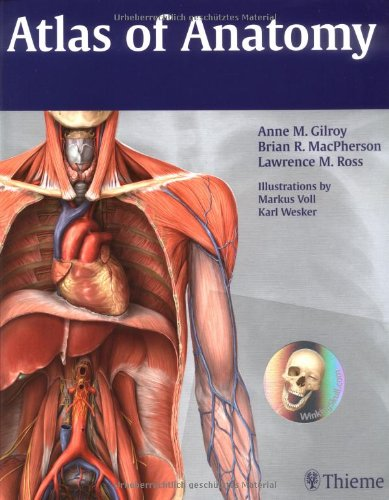 9781604060621: Atlas of Anatomy (Thieme Anatomy)