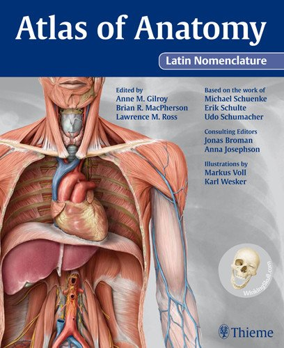 9781604060997: Atlas of Anatomy Latin Nomenclature version