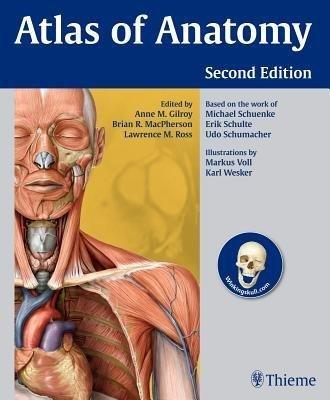 9781604061673: Atlas of Anatomy