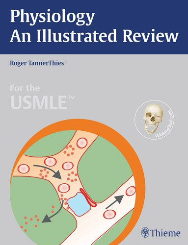 9781604062021: Physiology - An Illustrated Review (Thieme Illustrated Reviews)