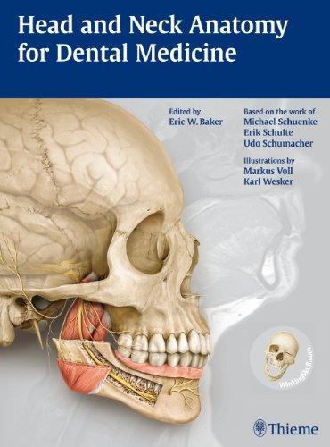 9781604062090: Head and Neck Anatomy for Dental Medicine