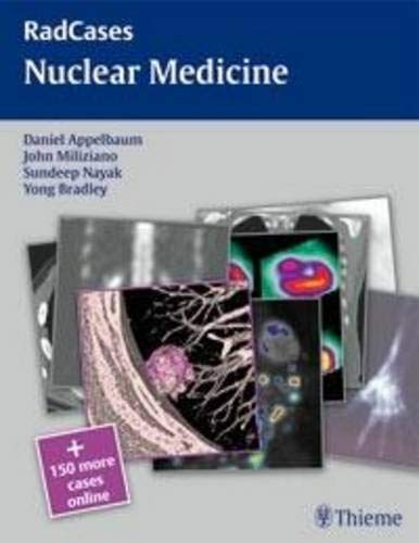 9781604062304: Radcases Nuclear Medicine