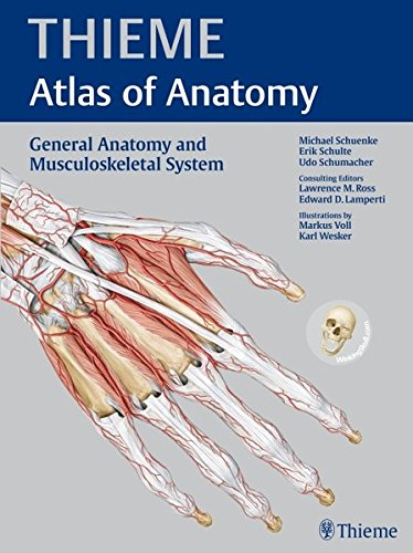 9781604062922: General Anatomy and Musculoskeletal System (THIEME Atlas of Anatomy)
