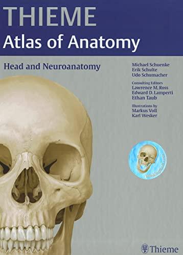 9781604062960: Head and Neuroanatomy (THIEME Atlas of Anatomy)