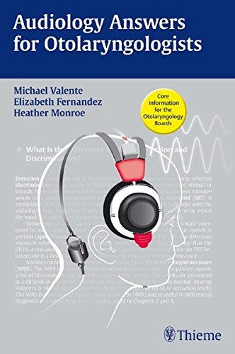 9781604063578: Audiology Answers for Otolaryngologists