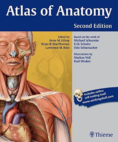 9781604067453: Atlas of Anatomy