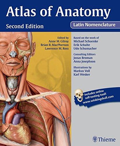 9781604067477: Atlas of Anatomy: Latin Nomenclature