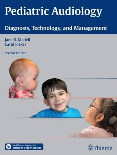 9781604068443: Pediatric Audiology: Diagnosis, Technology, and Management