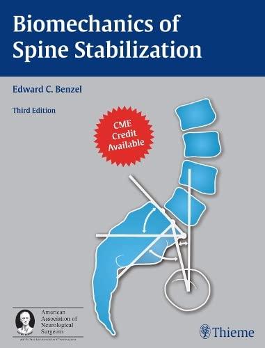 9781604069242: Biomechanics of Spine Stabilization