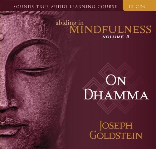 Abiding in Mindfulness: On Dhamma v. 3: Joseph Goldstein
