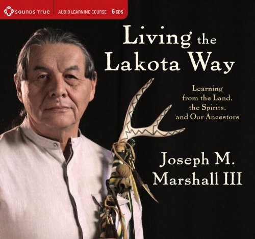 9781604077131: Living the Lakota Way: Learning from the Land, the Spirits, and Our Ancestors