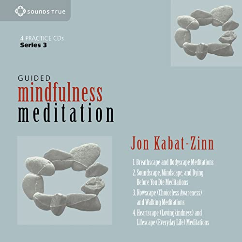 9781604077957: Guided Mindfulness Meditation Series 3