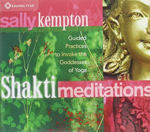 Shakti Meditations: Guided Practices to Invoke the Goddesses of Yoga: Kempton, Sally