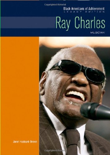 9781604130010: Ray Charles: Musician (Black Americans of Achievement (Hardcover))