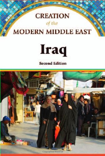 9781604130218: Iraq (Creation of the Modern Middle East)