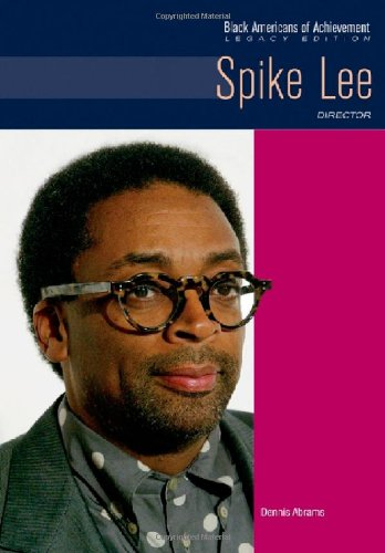 9781604130430: Spike Lee: Director (Black Americans of Achievement (Hardcover))