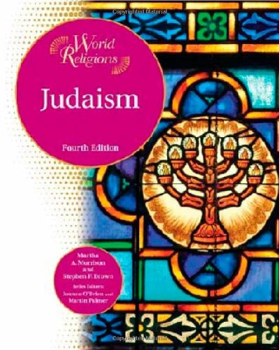 Judaism (World Religions (Facts on File)): Morrison, Martha A.,