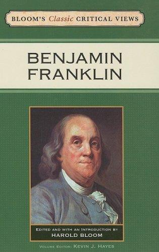 9781604131352: Benjamin Franklin (Bloom's Classic Critical Views)