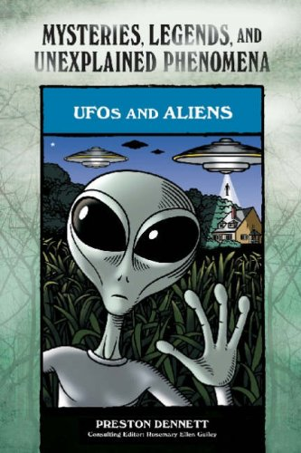 9781604133189: UFOs and Aliens (Mysteries, Legends, and Unexplained Phenomena)