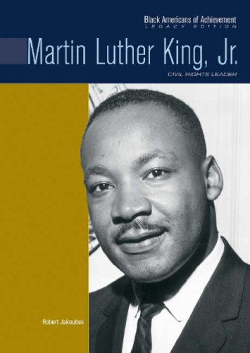 9781604133288: Martin Luther King, Jr.: Civil Rights Leader (Black Americans of Achievement)