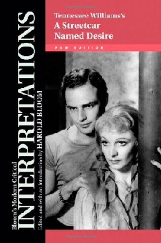 9781604133899: Tennessee Williams's A Streetcar Named Desire (Bloom's Modern Critical Interpretations (Hardcover))