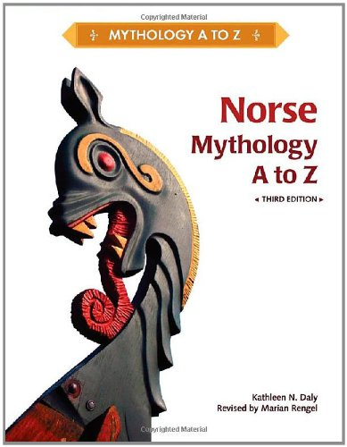 Norse Mythology A to Z: Daly, Kathleen N.