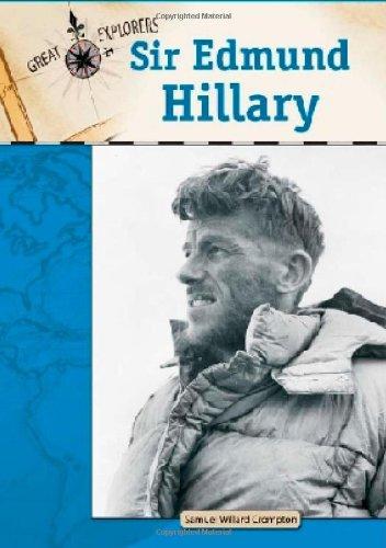 9781604134209: Sir Edmund Hillary (Great Explorers)