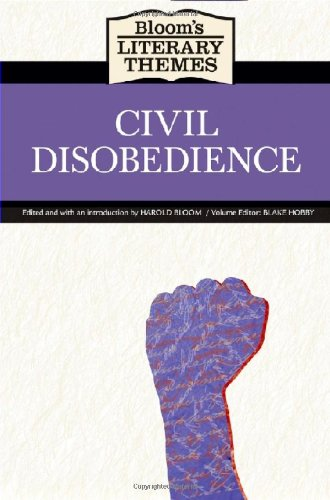 9781604134391: Civil Disobedience (Bloom's Literary Themes)