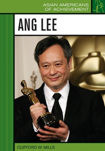 9781604135664: Ang Lee (Asian Americans of Achievement)