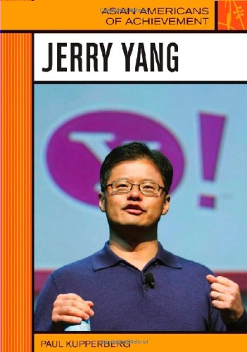 9781604135695: Jerry Yang (Asian Americans of Achievement)