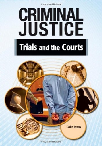 9781604136166: Trials and the Courts (Criminal Justice (Chelsea))