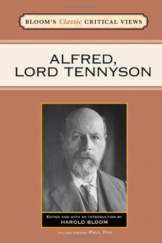9781604136401: Alfred, Lord Tennyson (Bloom's Classic Critical Views)