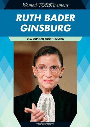 9781604136876: Ruth Bader Ginsburg: U.S. Supreme Court Justice (Women of Achievement (Hardcover))