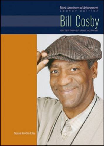 9781604137118: Bill Cosby: Entertainer and Activist (Black Americans of Achievement)