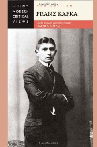 Franz Kafka (Bloom's Modern Critical Views (Hardcover))