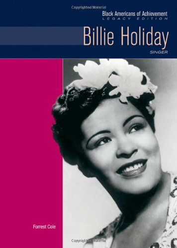 9781604138320: Billie Holiday: Singer (Black Americans of Achievement: Legacy Edition)