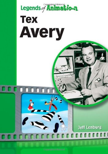 9781604138351: Tex Avery (Legends of Animation)