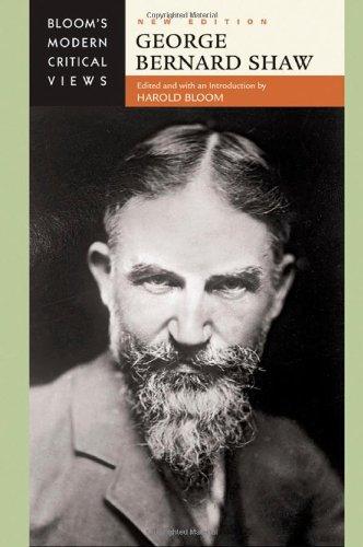 9781604138825: George Bernard Shaw (Bloom's Modern Critical Views (Hardcover))