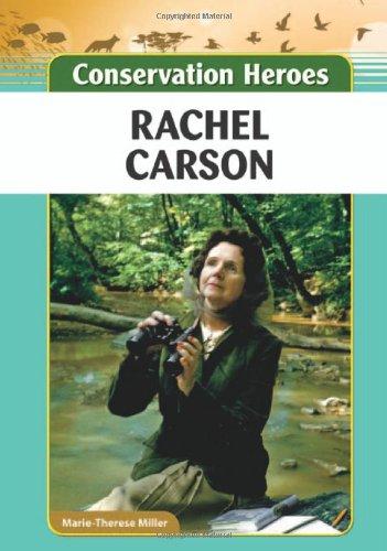 9781604139501: Rachel Carson (Conservation Heroes)