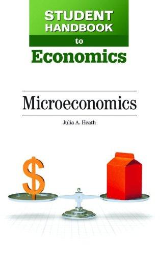 9781604139945: Microeconomics (Student Handbook to Economics)