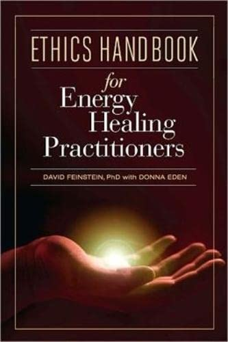 9781604150834: Ethics Handbook for Energy Healing Practitioners