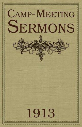 9781604162400: Camp-Meeting Sermons 1913