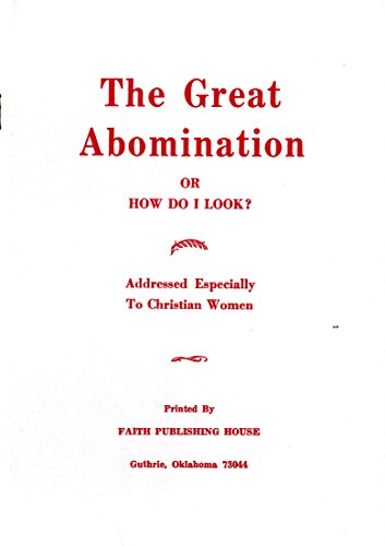 9781604166002: The Great Abomination