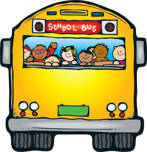 9781604180060: School Buses Cut-Outs