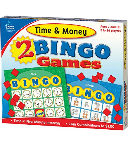 9781604180268: Time & Money Bingo